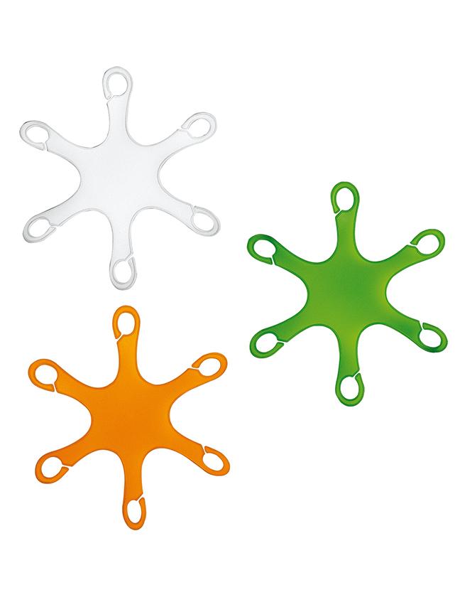 Geko_Raumteiler_grün_orange_weiß_Caimi_s2